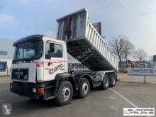 Camion ribaltabile MAN 32.402 Full steel - Manual - 6 cylinder - Mech pump
