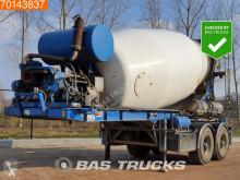 Concrete mixer concrete semi-trailer Cifa 12m3 Mixer + Deutz Engine