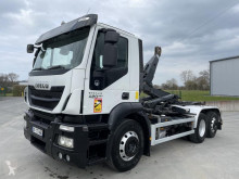 Iveco Stralis 420 truck used hook arm system