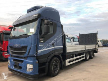 Iveco Stralis AS 260 S 46 truck used heavy equipment transport