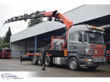 Kamion Scania R 480 plošina použitý