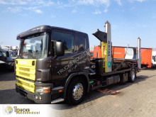 Camion porte voitures Scania P 340