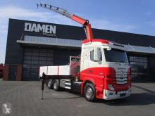 Camion cassone Mercedes Actros 2551