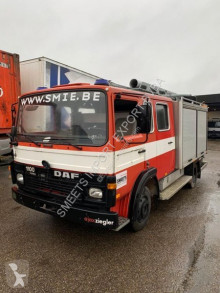 DAF 1100 truck used fire