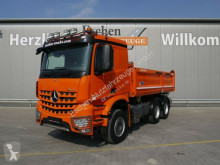 Camión Mercedes Arocs Arocs 2651 6x4*Meiller Kipper Bordmatik*Retarder volquete volquete trilateral usado