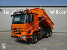 Camión Mercedes Arocs Arocs 2651 6x4 Meiller Kipper*Bordmatik*Retarder volquete volquete trilateral usado