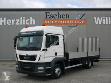 Camion porte engins MAN TGM TGM 15.250 LL Baumaschinentransport, Kran, Winde