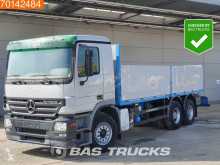 Camion Mercedes Actros 3344 plateau occasion
