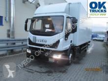 Camión Iveco Eurocargo ML140E28/P EVI_C furgón usado