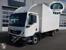 Camião furgão MAN TGL 8.190 4X2 BL E6 Koffer 6,10m Klima AHK