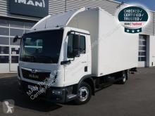 MAN furgon teherautó TGL 8.190 4X2 BL E6 Koffer 6,10m Klima AHK