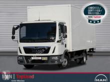 Camion MAN TGL 8.190 4X2 BL, Koffer, LBW, 6,1m , LGS fourgon occasion