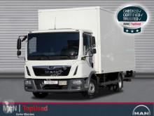 MAN box truck TGL 8.190 4X2 BL, Koffer, LBW, 6,1m , LGS