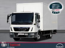 MAN TGL 8.190 4X2 BL, Koffer, LBW, 6,1m , LGS truck used box