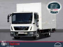 Camion MAN TGL 8.190 4X2 BL, Koffer, LBW, 6,1m , LGS fourgon occasion