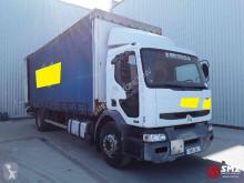 Renault függönyponyvaroló teherautó Premium 270