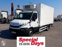 Vrachtwagen Iveco 65C15 -20ºCME P/E THK tweedehands koelwagen mono temperatuur