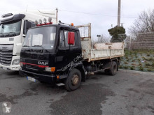DAF FA45 150 truck used three-way side tipper