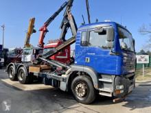 Camião MAN TGA 26.310 poli-basculante usado