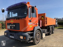 MAN 26.410 truck used tipper