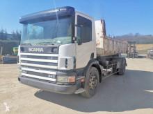 Camion polybenne Scania D 94D260
