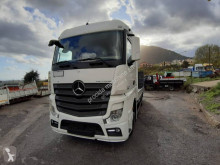Mercedes heavy equipment transport truck Actros 2542