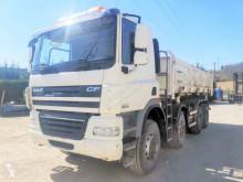 Vrachtwagen DAF CF 85.410 tweedehands tweezijdige kipper