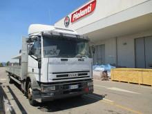 Camión caja abierta teleros Iveco Eurocargo 125 E 28