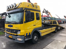 Lastbil biltransport Mercedes Atego 1224