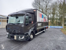 Camion Renault D12- euro 6- koffer en laadklep dhollandia comfort cabine fourgon occasion