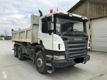 Lastbil Scania P 380 dubbel vagn begagnad