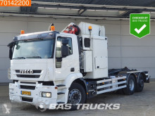 Iveco Stralis 310 truck used hook arm system