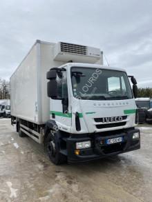 Iveco Eurocargo 140E22 truck used mono temperature refrigerated