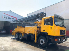 MAN 26.322 truck used concrete pump truck