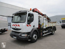 Renault Midlum 270.16 DXI truck used two-way side tipper
