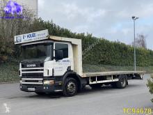Scania plató teherautó 124 360