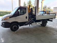 Utilitaire benne tri-benne Iveco Daily 70C17