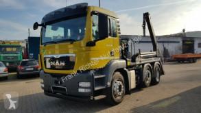 MAN hook arm system truck 26.360 6x2 TGS Absetzer,236TKM original,Top Zust