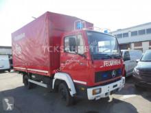 Kamion Mercedes 814D/L PRITSCHE/PLANE,LASTWAGEN , RAD3150MM LBW savojský použitý