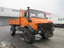 Camion Unimog 435 tri-benne occasion