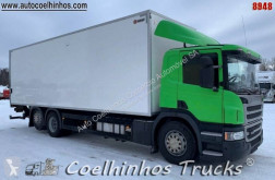 Camion Scania P 410 fourgon occasion