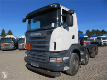 Camion Scania R480 8x2 ADR Chassis châssis occasion