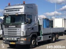 Kamion Scania L plošina použitý