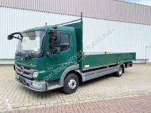 Lastbil Mercedes Atego 816 4x2 816 4x2 Umweltplakette grün platta begagnad