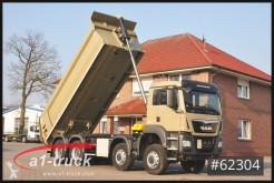Lastbil MAN TGS 41.480 BB 8x8 Kipper Langendorf flak begagnad
