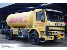 Scania P 93 truck used tanker