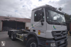 Camion polybenne Mercedes Actros 2541 NLG