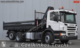 Scania P 360 truck used tipper