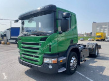 Camion Scania P 420 sasiu second-hand
