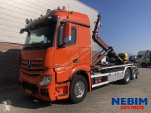 Mercedes Actros 2642 truck used hook lift